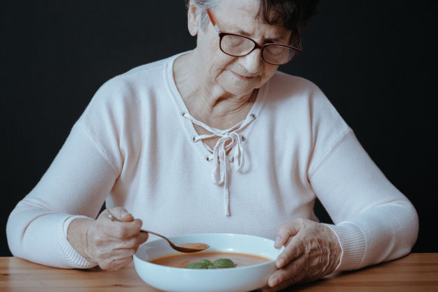 Reasons for Loss of Weight and Appetite in Seniors